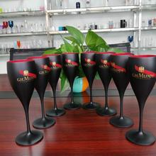 Champagne Glasses Customized-Logo Plastic Wine Acrylic-Pc Can Be PS Factory-Wholesale