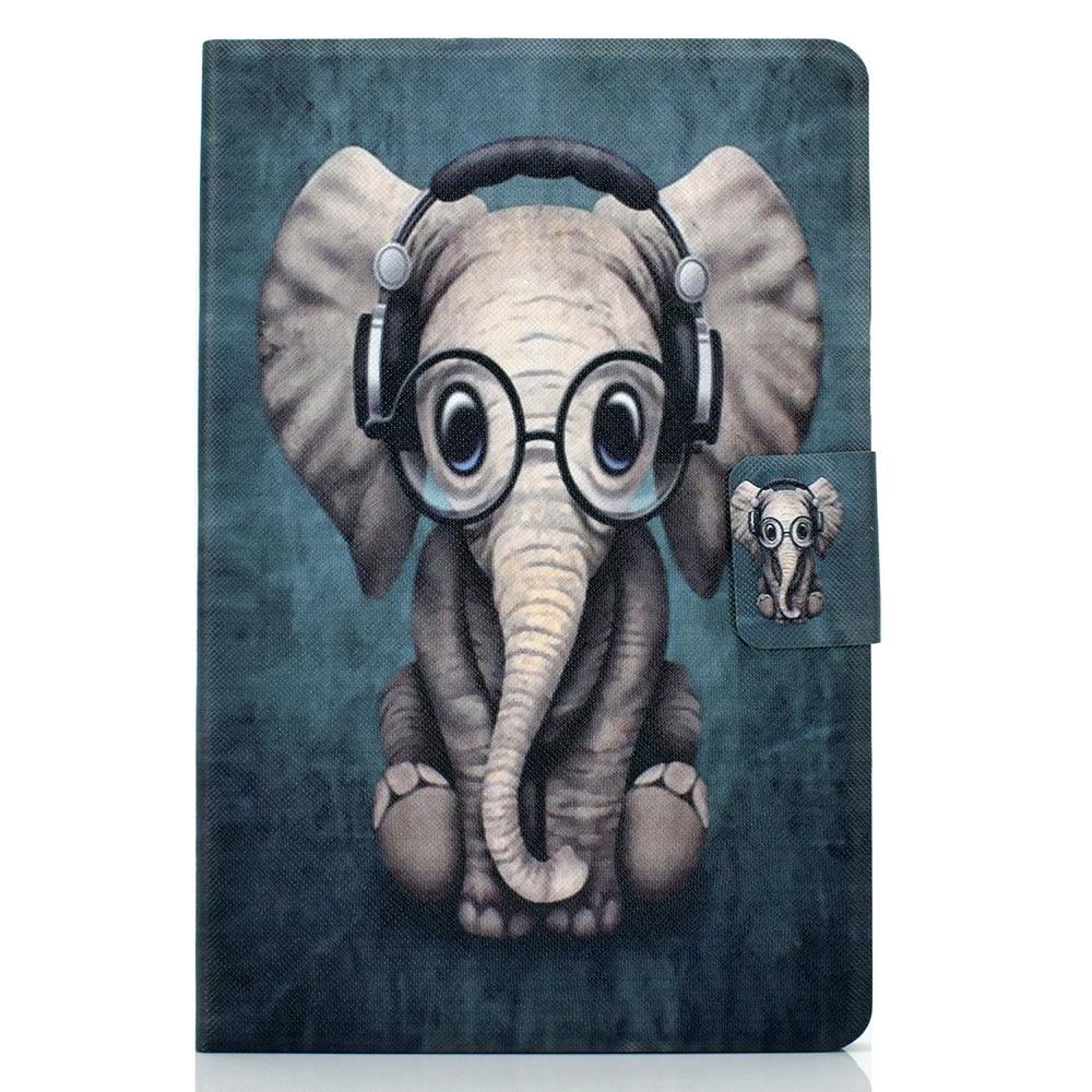 Flip Case For iPad 10 2 Case 2019 A2200 A2198 A2232 10 2 inch Funda Stand
