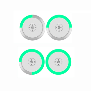 Image 3 - VOXLINK 5V2.4A LED Timer Control Smart travel charger dual usb inductive Charging For iPhone Samsung Xiaomi Mobile Phone Charger