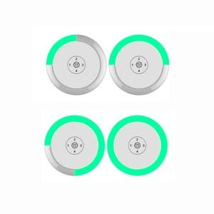 Image 3 - Voxlink 5V2. 4A LED Hẹn Giờ Điều Khiển Thông Minh Sạc Du Lịch Dual USB Cảm Ứng Sạc Cho Iphone Samsung Xiaomi Sạc Điện Thoại Di Động