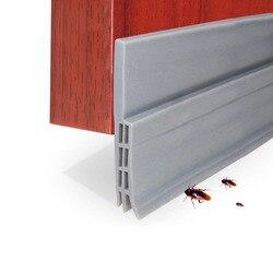 Under Door Draft Stopper Weather Stripping Energy Saving Wind Blocker Window Bottom Guard Seal Strip ALI88