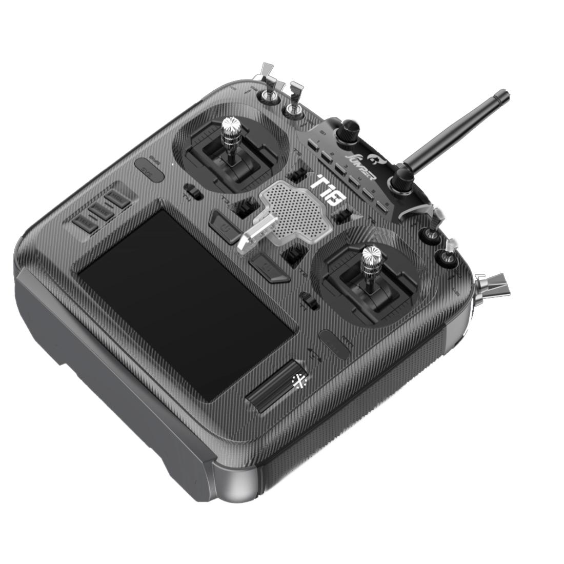 Jumper T18 T16 Hall Gimbal встроенный модуль с открытым исходным кодом мультипротокол радиопередатчик 2,4G 16CH 4,3 LCD JP5IN1 915mhz