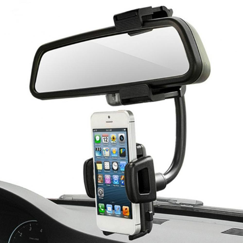 Car Rearview Mirror Phone Multi Holder Driving Recorder Fixing Clip Bracket автомобильный дежатель phone car holder DVR Holders