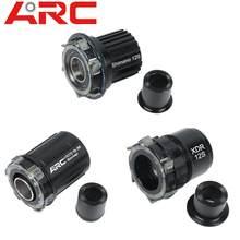 Arco freehub bicicleta freehub hg xdr ms micro spline freehubs corpo 8 9 10 11 12 velocidade mtb mountain bike hub peças