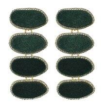FIAZIA Large Bohemia Cloth Strand Drop Earrings Women Jewelry Accessories Statement Bijou Dangle Earrings Girl Female Earring цена и фото