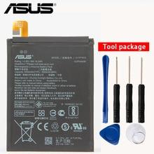 цена на Original Asus ZenFone 3 Phone Battery For ASUS ZE553KL ZenFone 3 Dual Z01HDA SIM LTE Zoom S C11P1612 5000mAh