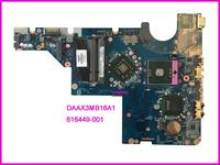 DAAX3MB16A1 FOR HP CQ42 G42 CQ56 G56 CQ62 616449-001 Laptop Motherboard tested