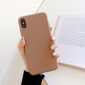 Image 3 - COOLY Candy Color Case For Huawei Honor 8X 8A 8C 7X 9 i 10i V20 Back Cover on Honor 10 Lite 20 Pro Soft TPU Silicone Phone Coque