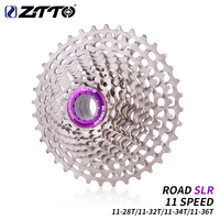 2019 SLR 11s 11-28T Cassette Road bike 11 Speed Gravel bike 11-36T 11Speed 11-34T UltraLight K7 11V 11-32T CNC Bicycle Freewheel