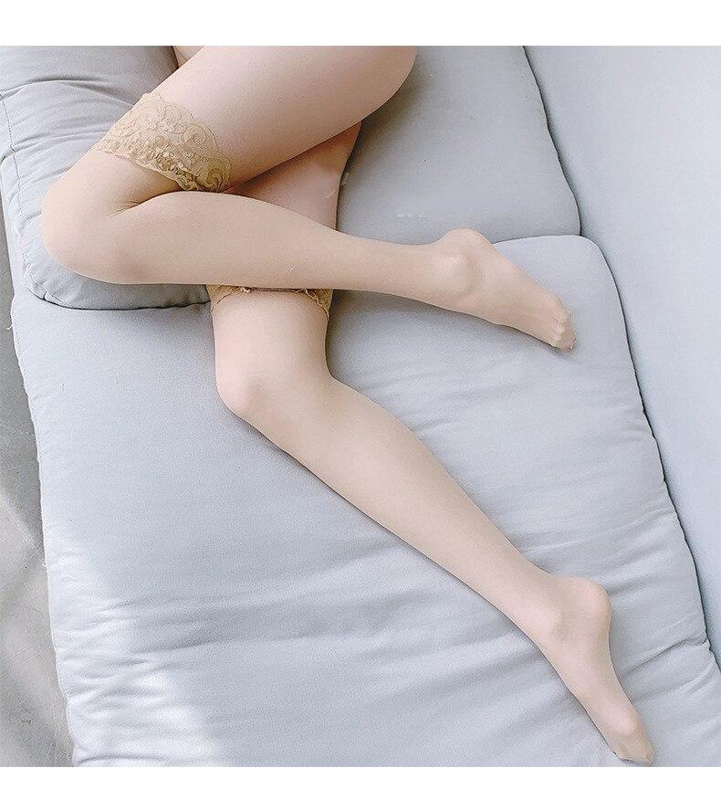Hbe56833c8a924ed481872741282641b4x Lencería sexy ajustada para mujer, ropa interior de Liga porno, disfraces gran oferta, medias suaves de encaje hasta el muslo