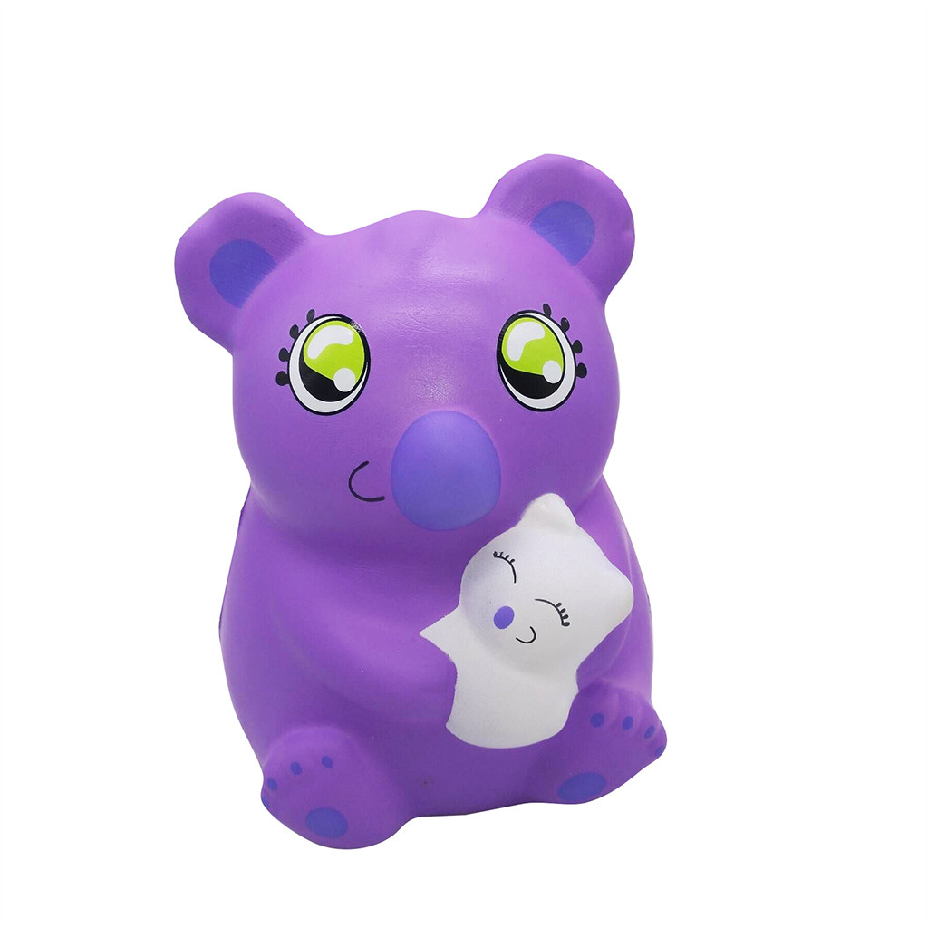 Squishy Kawaii Gigantes Huge Squeeze Toys Squishy Adorable Hamster Slow Rising Kids Fun Stress Reliever Decompression ToyW725