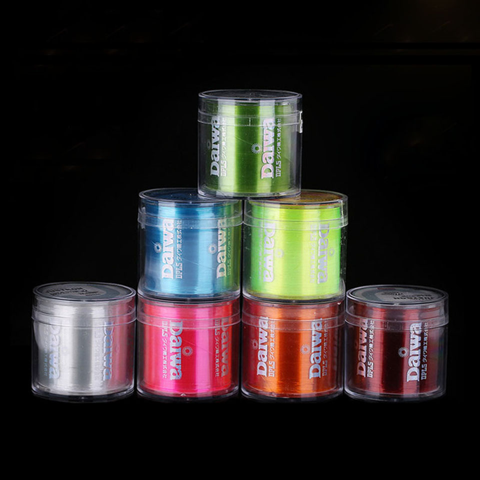 Nylon Fishing Line 500m Extreme Strong Monofilament Fishing Line for carp fishing Monofilament Linha 4-50lb