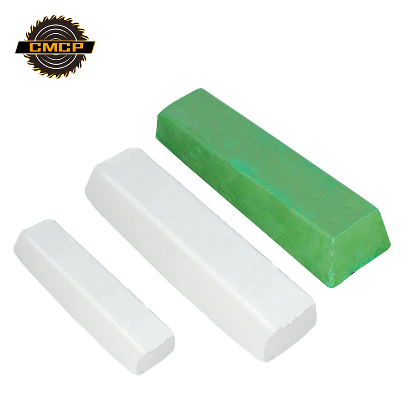 1pc 110x35x30mm Compound Green Polishing Paste Abrasive Paste Metals Polishing Wax Paste Chromium Green Oxide Grinding Paste