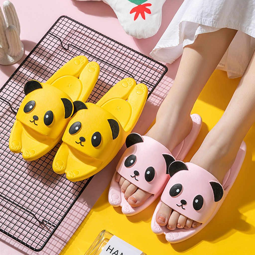 Kids Summer Slipper Glow in The Dark House Slippers Shower Slide Anti-Slip Beach Pool Bath Sandals for Boys Girls