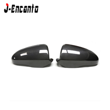 carbon fiber side wing mirror covers for bmw f10 sedan 528i 535i 2012 2014 add on style rearview mirror caps car styling For BMW M Series F10 M5 2012 2013 2014 2015 2016 - on Add On Style Carbon Fiber Mirror Cover