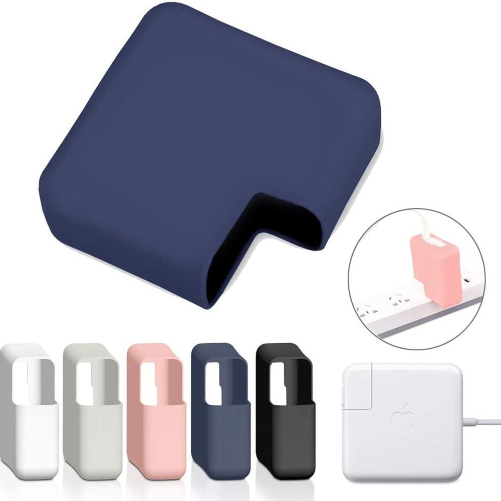 Купить силиконовый защитный чехол с зарядным устройством для MacBook Air Pro 13 15 16 на Алиэкспресс