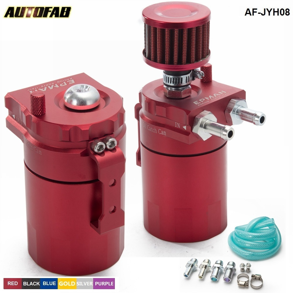 UNIVERSAL OIL CATCH TANK SALE CATCH CAN suits PERFORMANCE TURBO//NA CAR