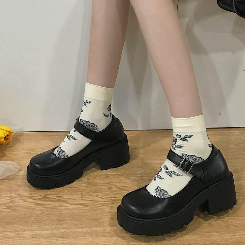 Студенческая обувь, Студенческая обувь для девочек, обувь в стиле