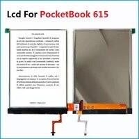 6 zoll LCD mit Hintergrundbeleuchtung Screen Display matrix Für Pocketbook 615 lcd Reader Ebook eReader kompatibel