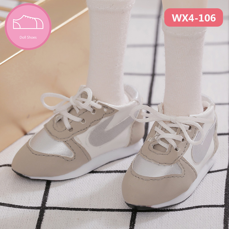 New PU shoes For 1//4 BJD Doll SD Doll Minifee//Jid//Fid//Lillycat Girl Body WX4-35