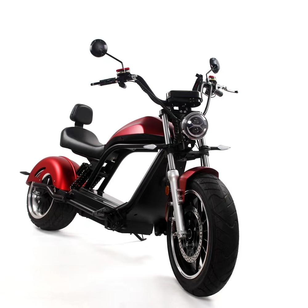 Дверь до двери 2021, склад в Голландии, популярный стиль, дорожный легальный Электромобиль, мотоцикл Citycoco, Электрический скутер, велосипеды, о...