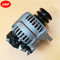DNP 24V 110A Bus Alternator Generator Fits For Bus Prestolite 370100386 AVI1442A21