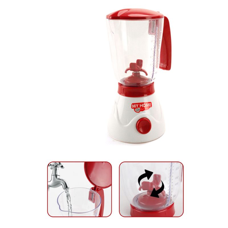 Simulation Pretend Play Electric Juicer Kitchen Appliance Children Home Housework Funny Toys Gifts K4UE
