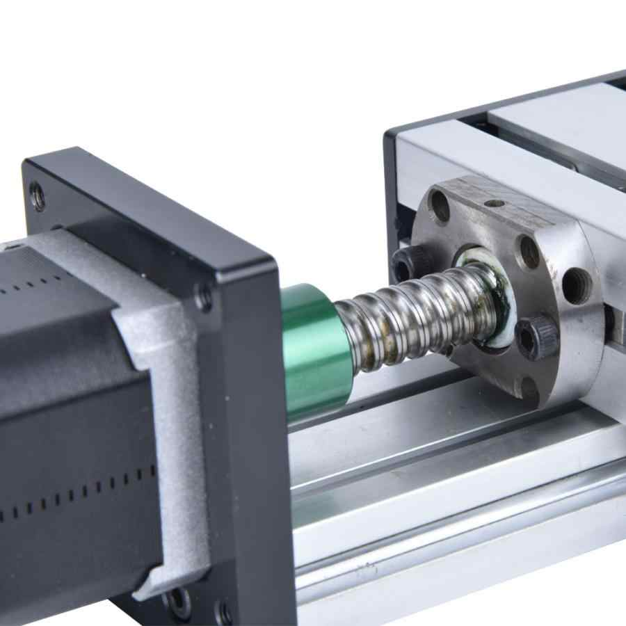 100mm Ball Screw Slide Linear Guide Single Shaft Slide Guide Rail with Effective Stroke with 57 Motor linear ball bearing