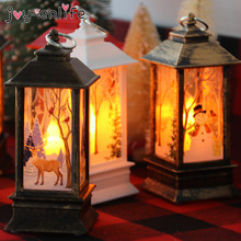 Christmas LED String Lights Christmas Tree Ornaments Candle LED Lamp New Year Noel Xmas Christmas Party Decorations for Home christmas decorations for home led christmas candle christmas tree decorations led light xmas christmas tree ornaments pendants