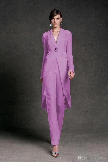 Jumpsuits Mother of the Bride Dress 3