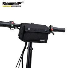 Сумка на руль велосипеда rhinowalk многофункциональная велосипедная