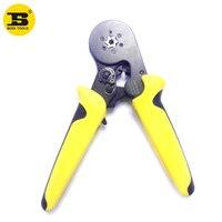 BOSI Professtional Selbst-Anpassung Hand Ratsche Crimpen Werkzeug Zange Für Aderendhülsen (AWG 23-10)