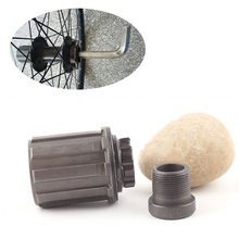 Tools Freehub Body Cassette Hub Body Steel Attachment Parts Black Bike Bicycle Replacement(China)