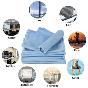 Image 5 - Lavaggio auto pulizia asciugamano in microfibra morbido dettaglio auto straccio in microfibra asciugamano assorbente strofinaccio panno occhiali panno