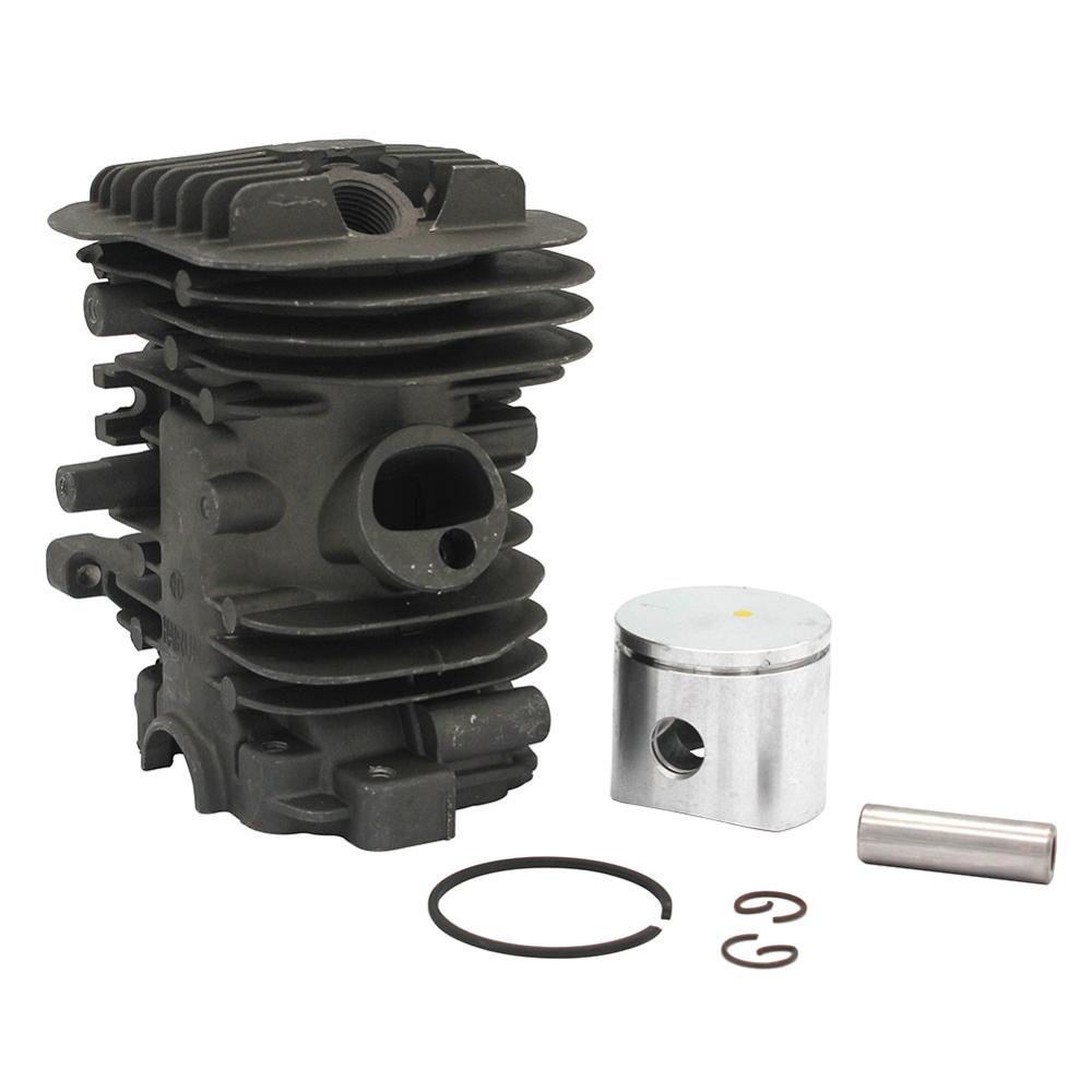 Cylinder Piston Kit For Oleo Mac 936 937 938 GS370 Efco 137 MT3700 PN 50182005A