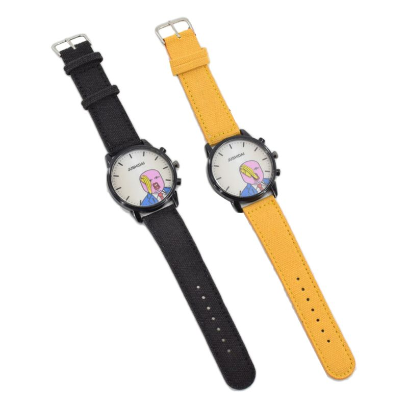 Trump Watch Makes Fun Of Trump Watch Us President Watch Fashion Trend Student Non-Mechanical Watch Sport Quartz Watch
