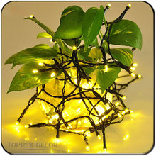 Toprex Salt energy LED string lights christmas tree light decoration LED light chain party decor fairy lights led bottle light