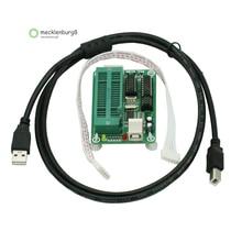 1 Set Pic K150 Icsp Programmatore Usb Programmazione Automatica di Sviluppo Del Microcontroller con Cavo Usb Icsp