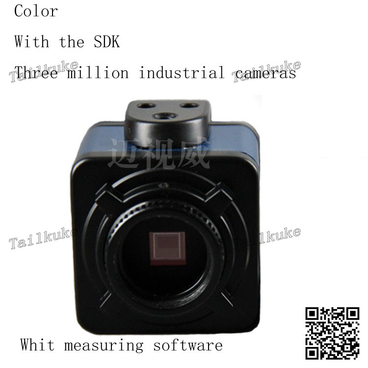 USB Industrial Camera HD 300W Support Halcon Industrial Camera Machine Vision Provide SDK