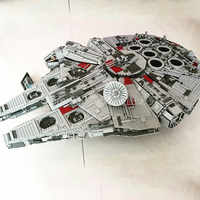 35002 Star Wars Ultimate Collector's Series Ultimate Falcon Building Blocks Toys Gift For Children Compatible Star Wars 10179