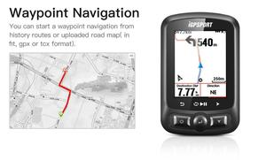 Image 3 - iGPSPORT IGS618 GPS Cycling Computer with Heart Rate Monitor