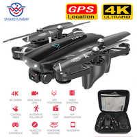 S167 drone GPS HD caméra 4K 5G WiFi FPV 1080P vidéo en temps réel Dron RC hélicoptère vol 20 minutes quadrirotor drone caméra
