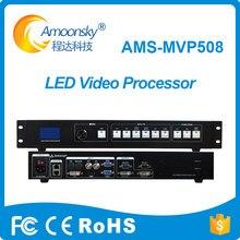 Kolorowy wyświetlacz LED kontroler ścienny MVP508 procesor wideo porównaj Vdwall LVP605 LVP615 zastosuj Panel pikseli HD