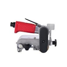 Pneumatic Belt Bachine Small Hand-held Sanding Machine Pneumatic Grinding Machine Polishing Machine Wire Drawing Machine