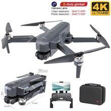 2021 F11 PRO 4K GPS Drone 2 Achsen Gimbal EIS Elektronische Anti-shake 1500M Bürstenlosen Quadcopter Unterstützung 128GB Vs SG906 Max Pro2 M1