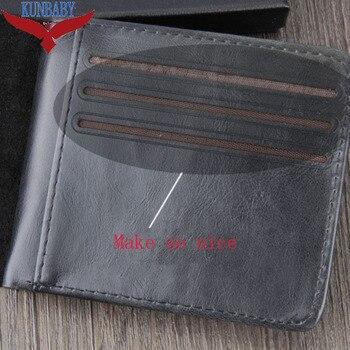 1 Uds calidad superior de PU Negro Bolsa de documentos cartera tarjeta paquete funda M Power para BMW envío gratis