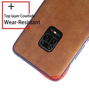 Image 5 - עור טלפון מקרה עבור Xiaomi Redmi הערה 9S 8 7 K30 Mi 10 Ultra 9 לייט 9T A3 לערבב 2s מקסימום 3 Poco F1 F2 פרו X2 X3 מטורף סוס כיסוי