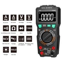Mini NCV Digital Multimeter 6000 counts auto range voltage ammeter meter multimetre multi meter multitester AC/DC voltage Meter yh335 6000 counts auto range ac clamp meter