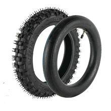 Neumático delantero y tubo interior para motocicleta Honda, accesorio para motocicleta Honda CRF50F Yamaha PW50 TTR50E Dirt Bike 2,50 10