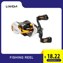 Lixada 12+1 Fishing Reel Reel High Speed Fishing ReelsBall Bearings Reel Carp Fishing Fly Fishing Reel Left / Right Hand Handle kastking assassin 7 5kg drag carbon baitcasting reel right left hand carp fishing reel high speed 6 3 1 lure reel